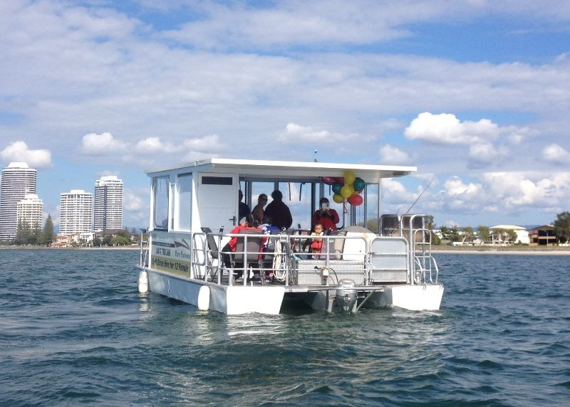 Gold Coast Boat Hire - Broadwater