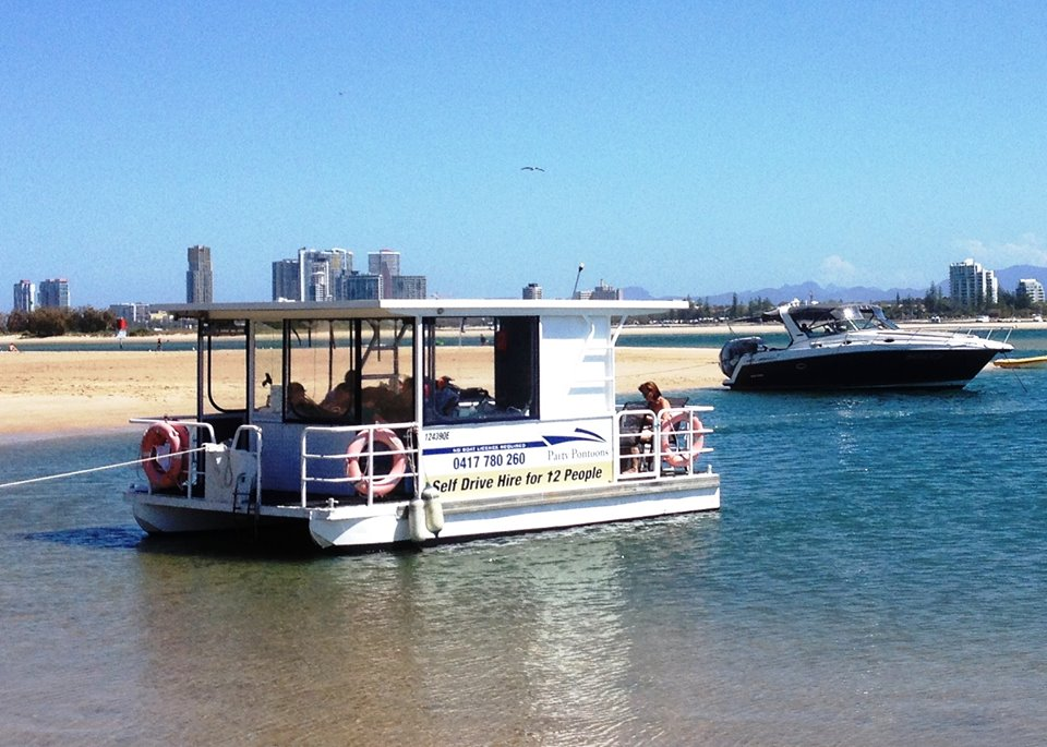 Gold Coast Party Boat Hire