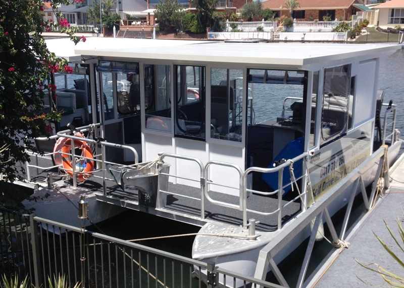 Hire Boat Gold Coast