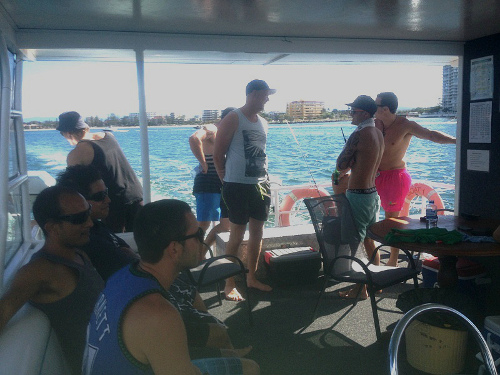 BBQ Boat Hire Gold Coast