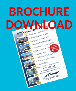Party Boat Hire Brochure