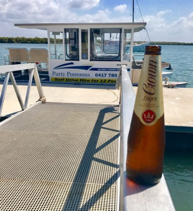 Gold Coast Party Pontoon Hire