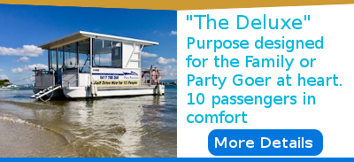 The Deluxe Party Pontoon