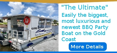 The Ultimate Party Pontoon